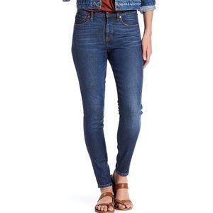 EUC Madewell High Waisted Skinny Jeans Size 31